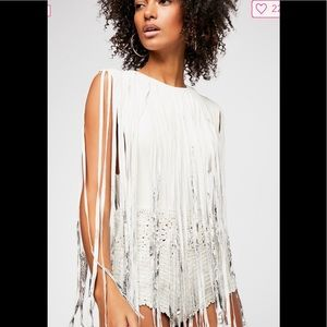 Free People festival body suit